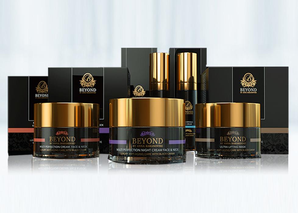 Beyond Cosmetic Products מוצרי הקוסמטיקה של ביונד