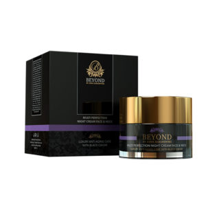 Beyond product - Multi Perfection Night Cream Face & Neck קרם-לילה-אנטי-אייגינג