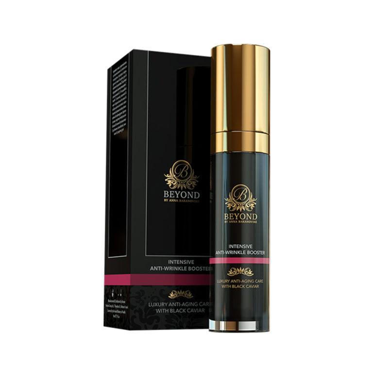 Pump_AntiWrinkleBooster -Beyond Cosmetic Products מוצרי הקוסמטיקה של ביונד
